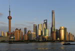 Skyline in Pudong