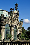 Dresdner Zwinger, Wallpavillon